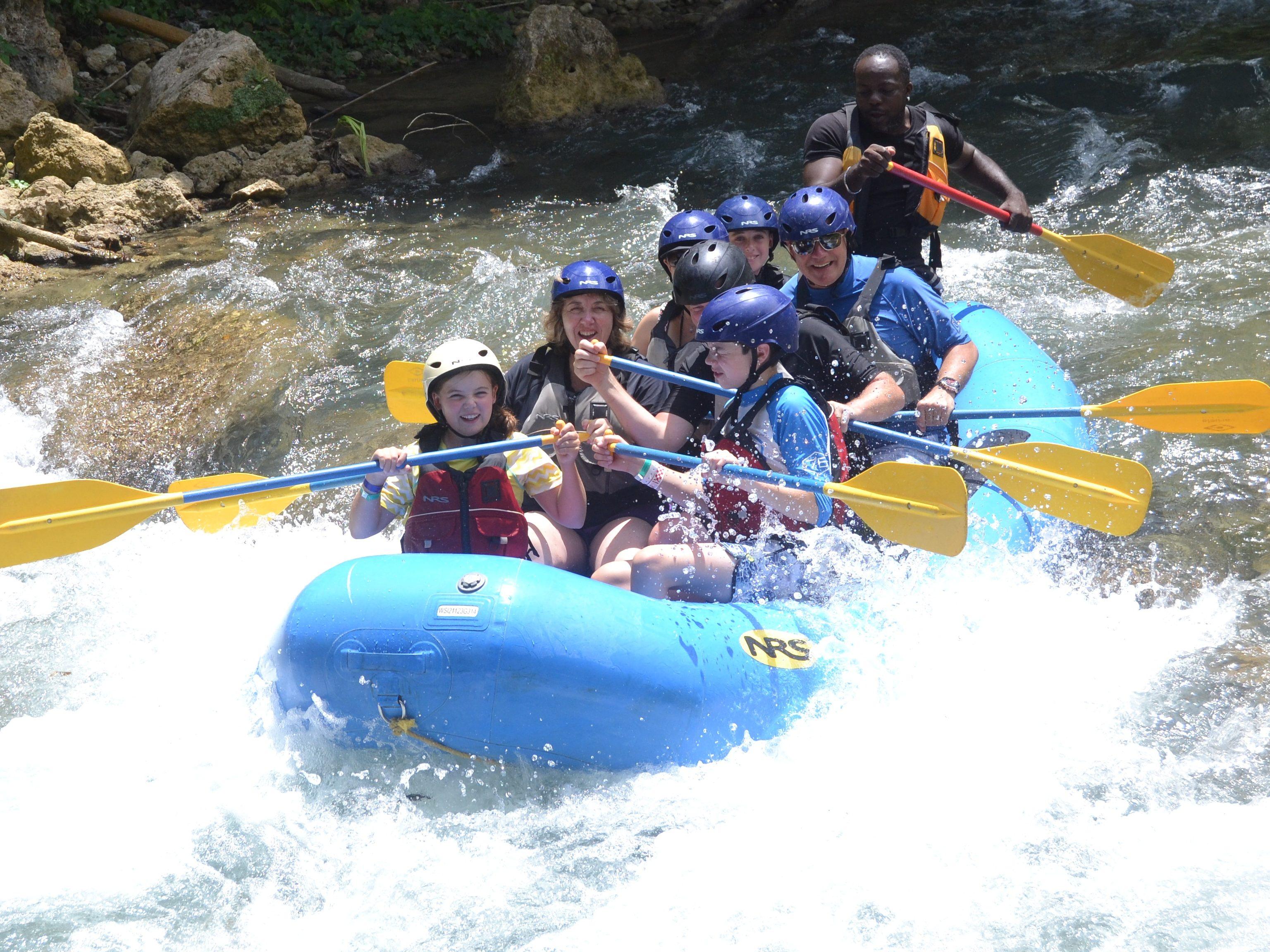 Jamaica River Rafting Tubing From Ocho Rios Port Antonio Kingston The South Coast